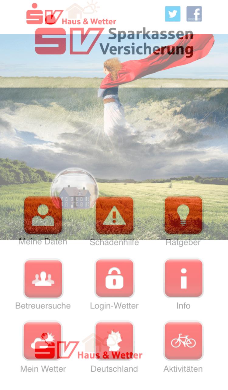 SV Wind & Wetter App