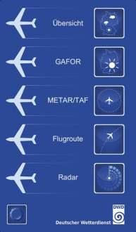 flugwetter app