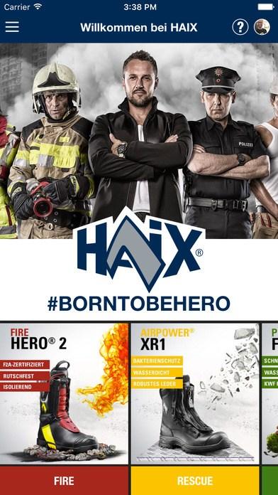 haix kalender app